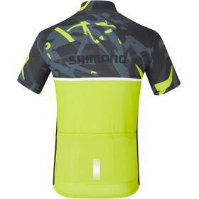 Shimano Team Jersey Men yellow